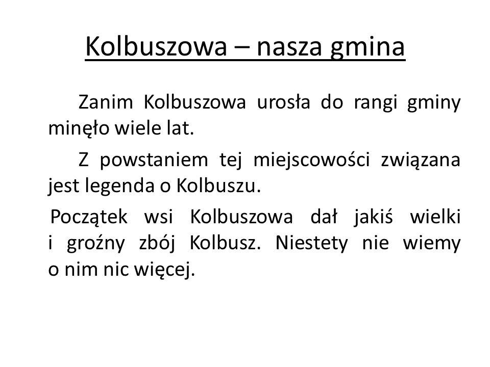 Kolbuszowa – nasza gmina