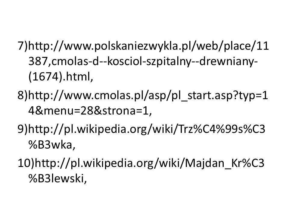 7)http://www. polskaniezwykla