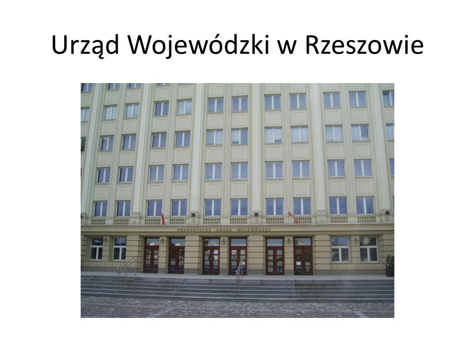 Urząd Wojewódzki w Rzeszowie