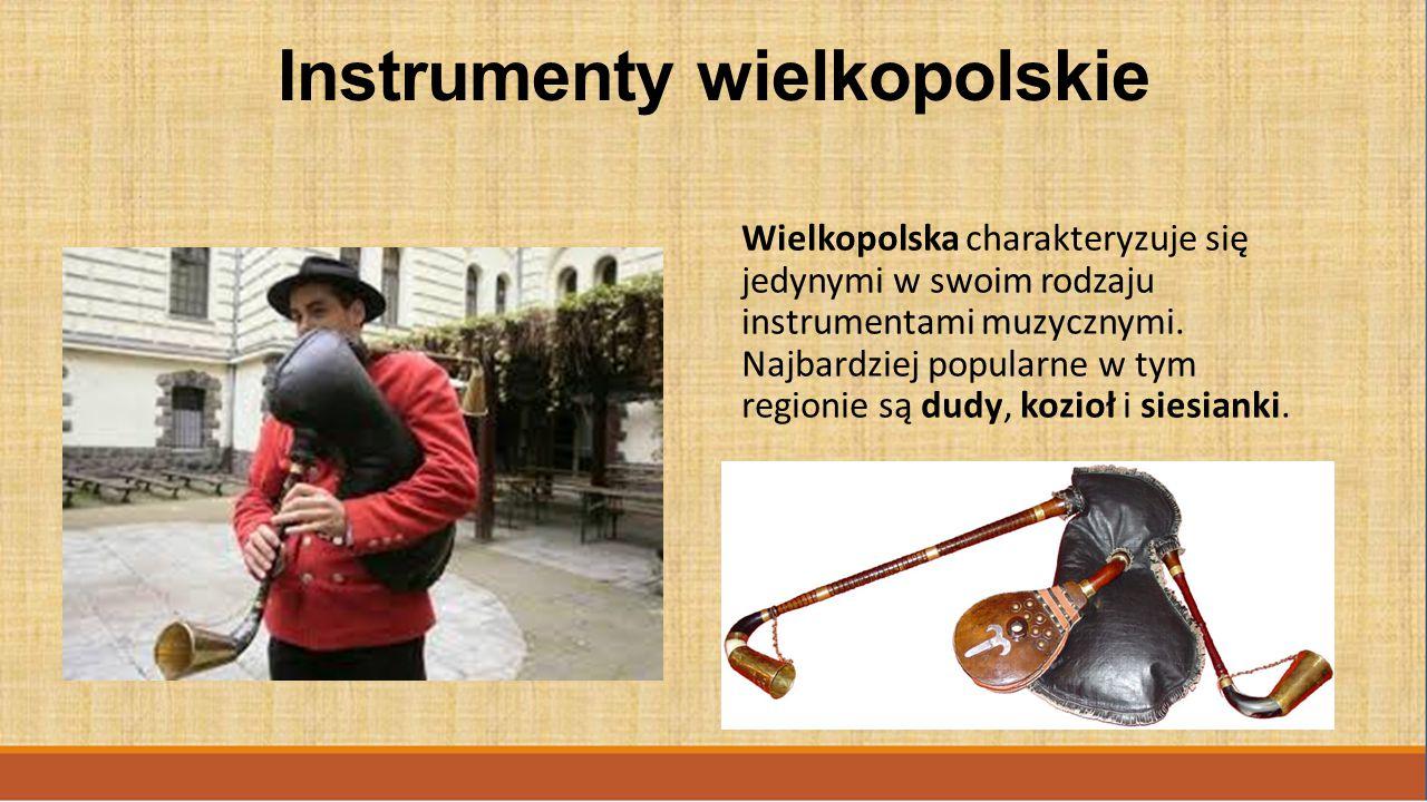 Instrumenty wielkopolskie