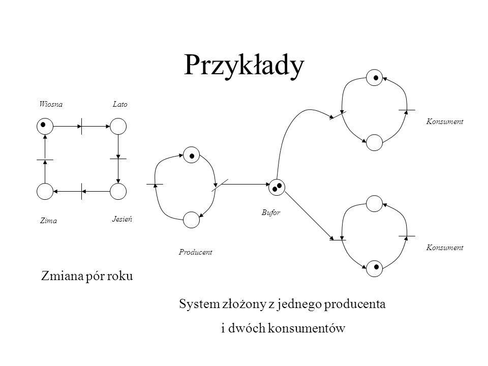 System złożony z jednego producenta