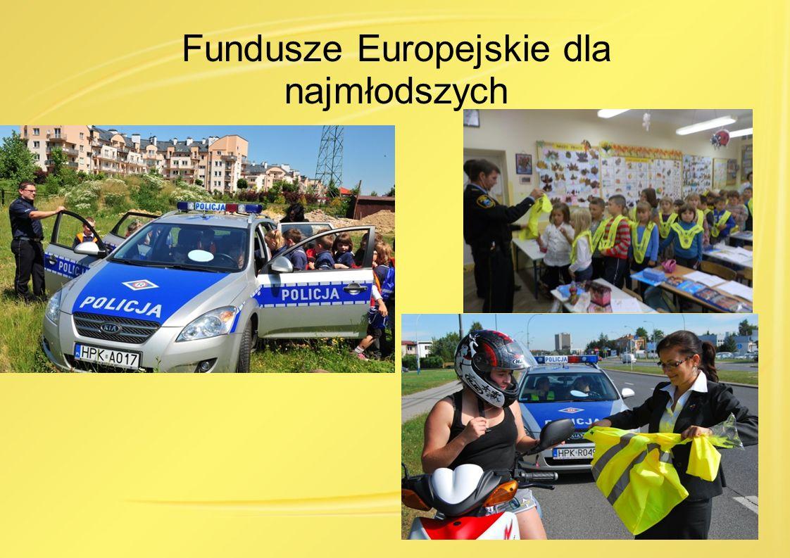 Fundusze Europejskie dla najmłodszych