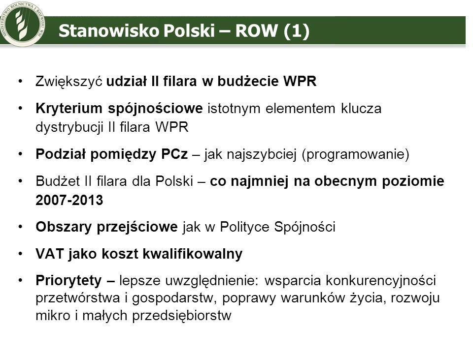 Stanowisko Polski – ROW (1)