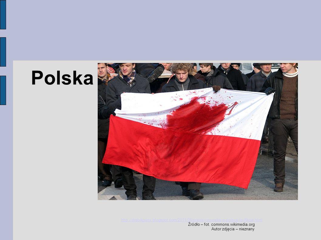 Polska http://drabikpany.blogspot.com/2011/08/prawa-czowieka-w-polsce-to-fikcja.html. Źródło – fot. commons.wikimedia.org.