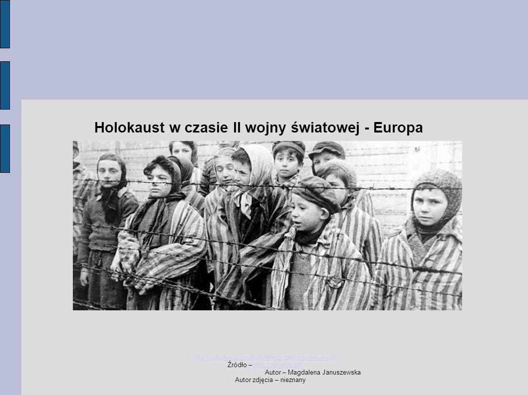 Holokaust w czasie II wojny światowej - Europa