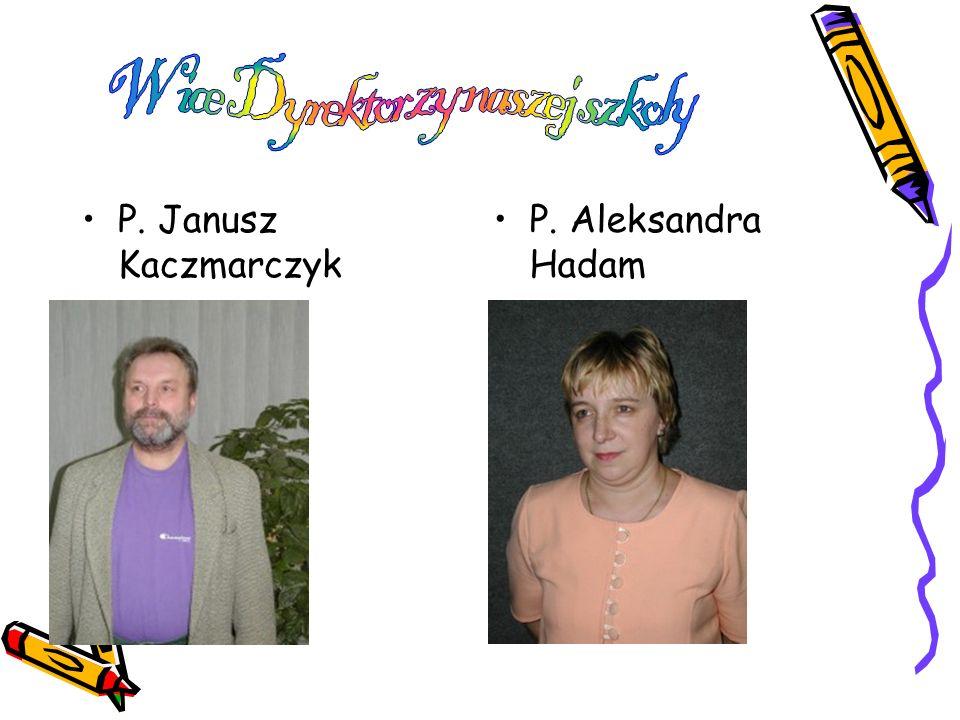Wice Dyrektorzy naszej szkoly
