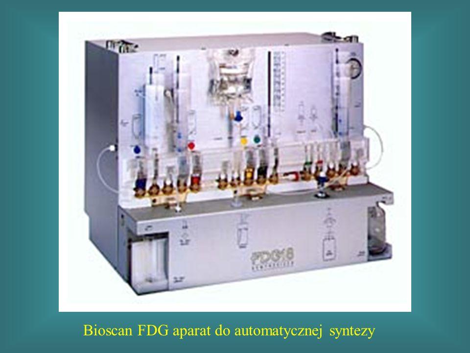 Bioscan FDG aparat do automatycznej syntezy