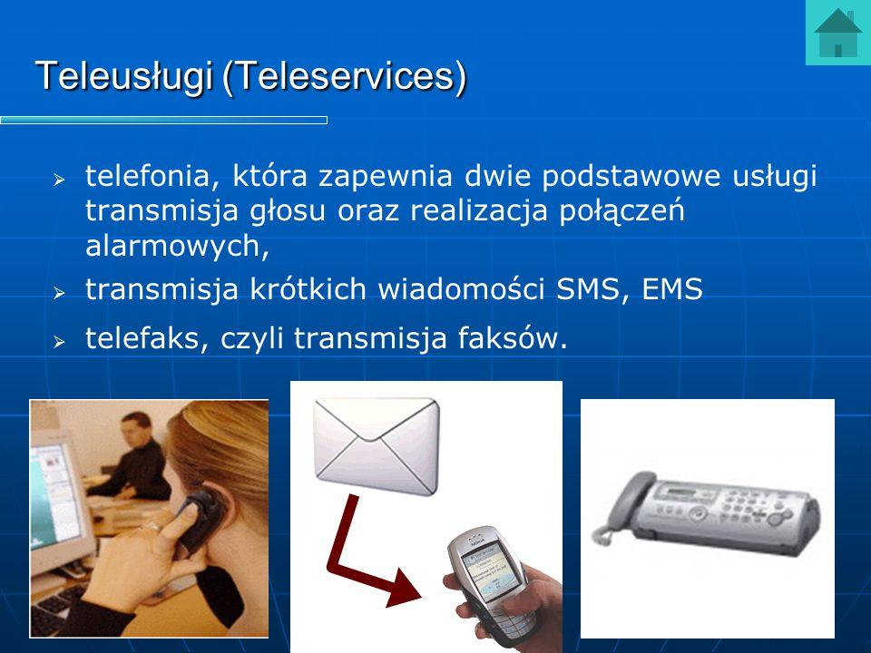 Teleusługi (Teleservices)