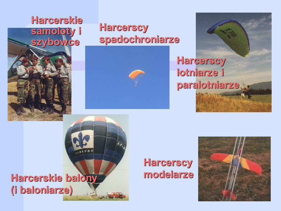 Harcerskie samoloty i szybowce
