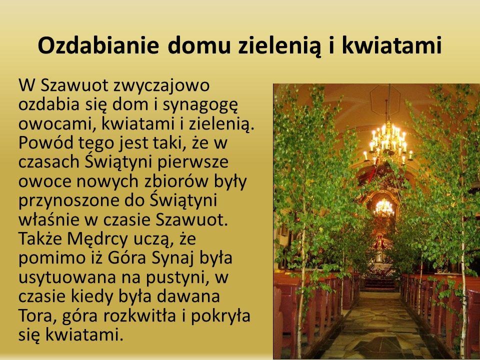 Ozdabianie domu zielenią i kwiatami