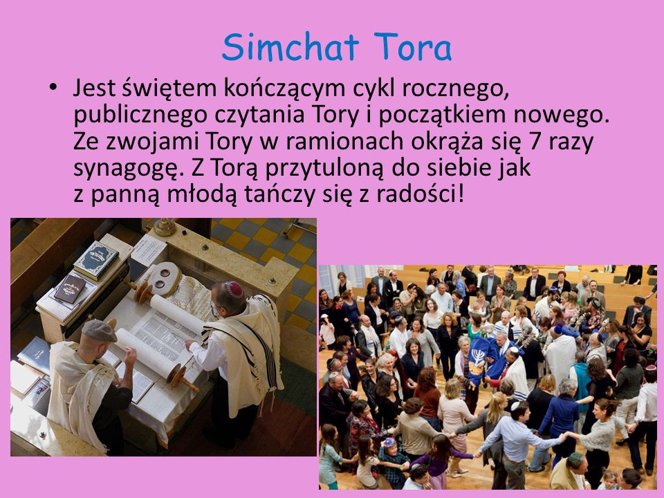 Simchat Tora