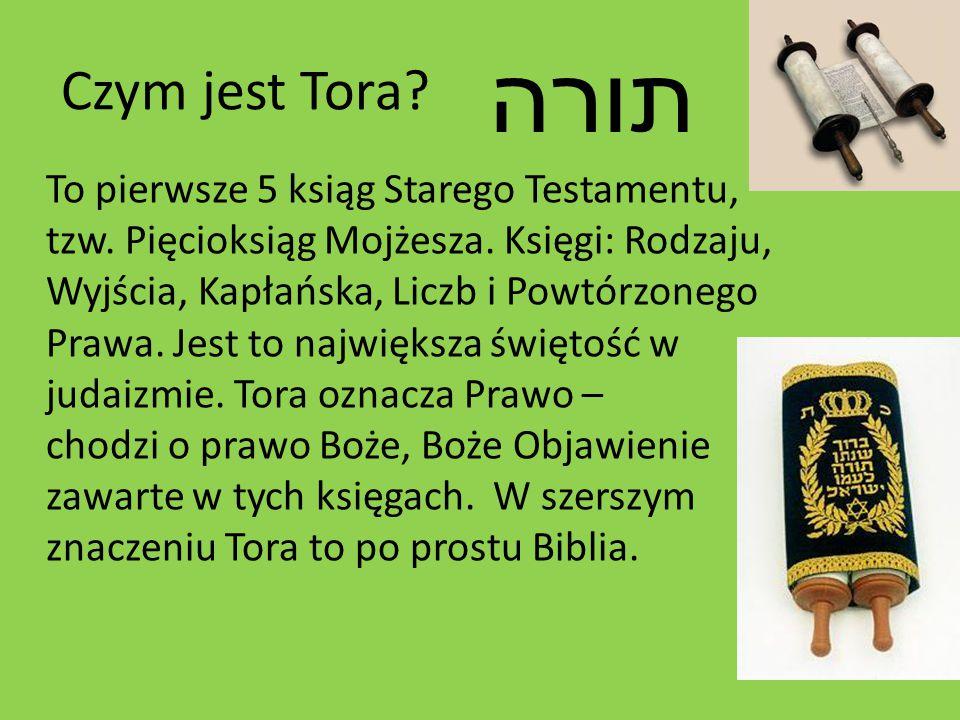 Czym jest Tora תורה.