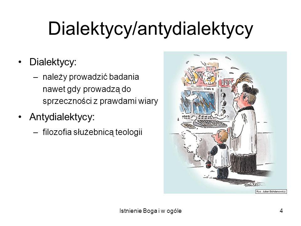 Dialektycy/antydialektycy