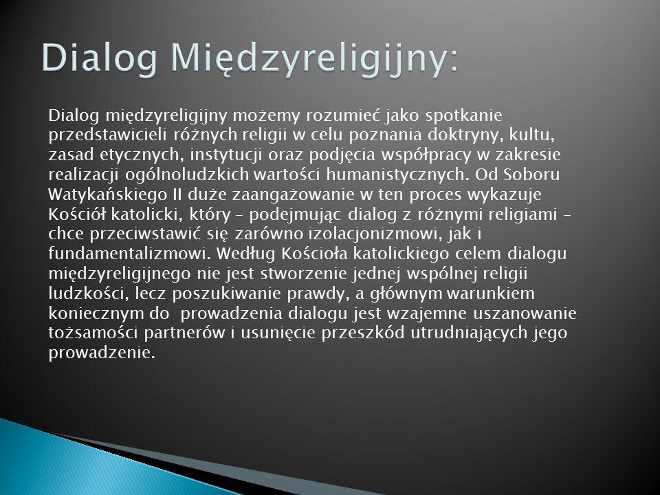 Dialog Międzyreligijny: