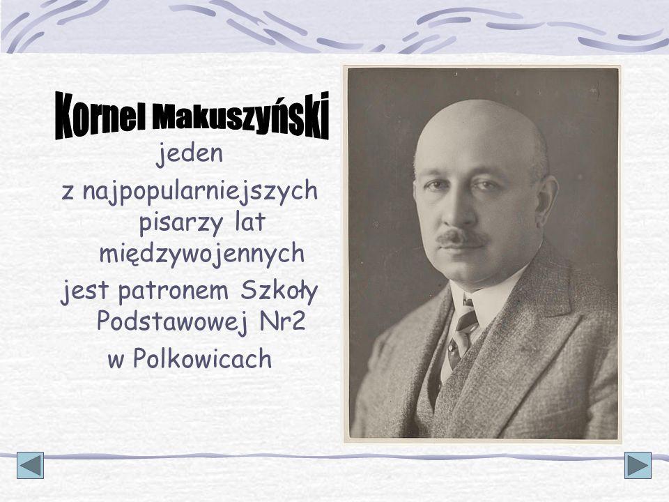 Kornel Makuszyński jeden