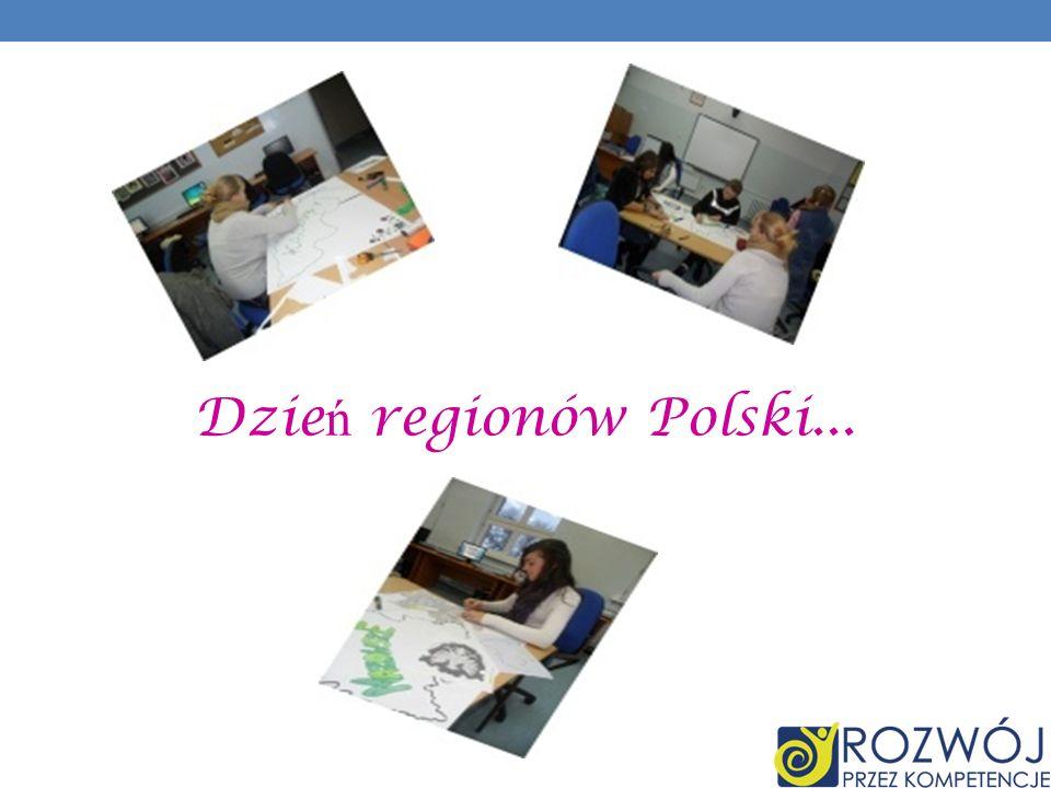 Dzień regionów Polski...