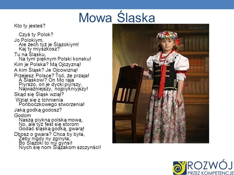 Mowa Śląska