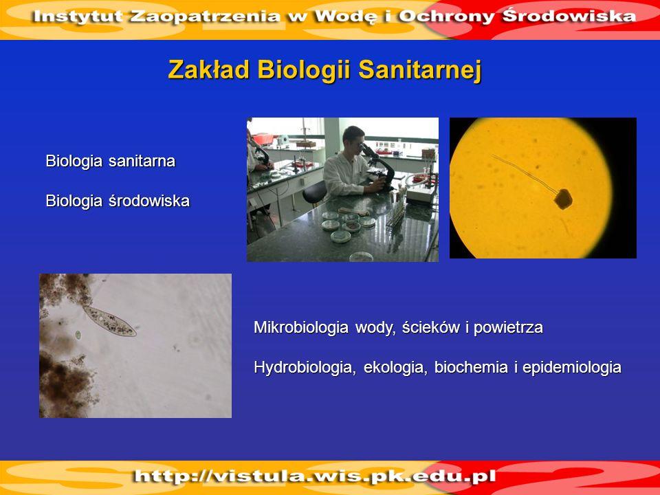Zakład Biologii Sanitarnej