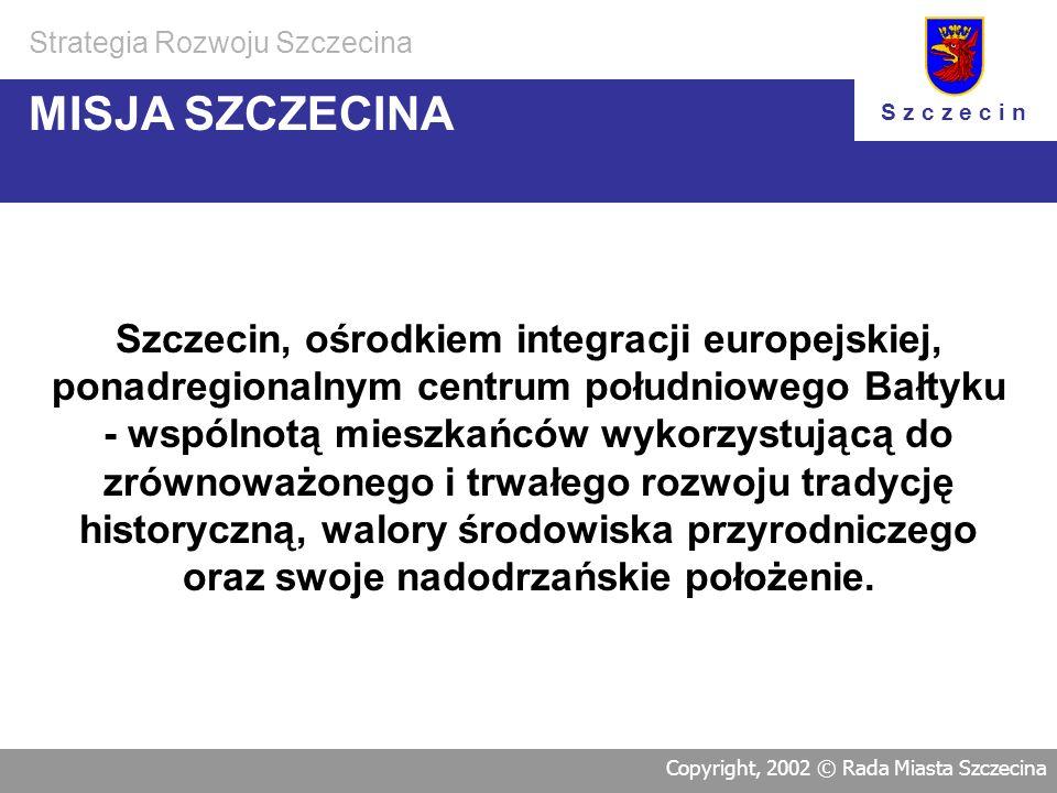Strategia Rozwoju Szczecina