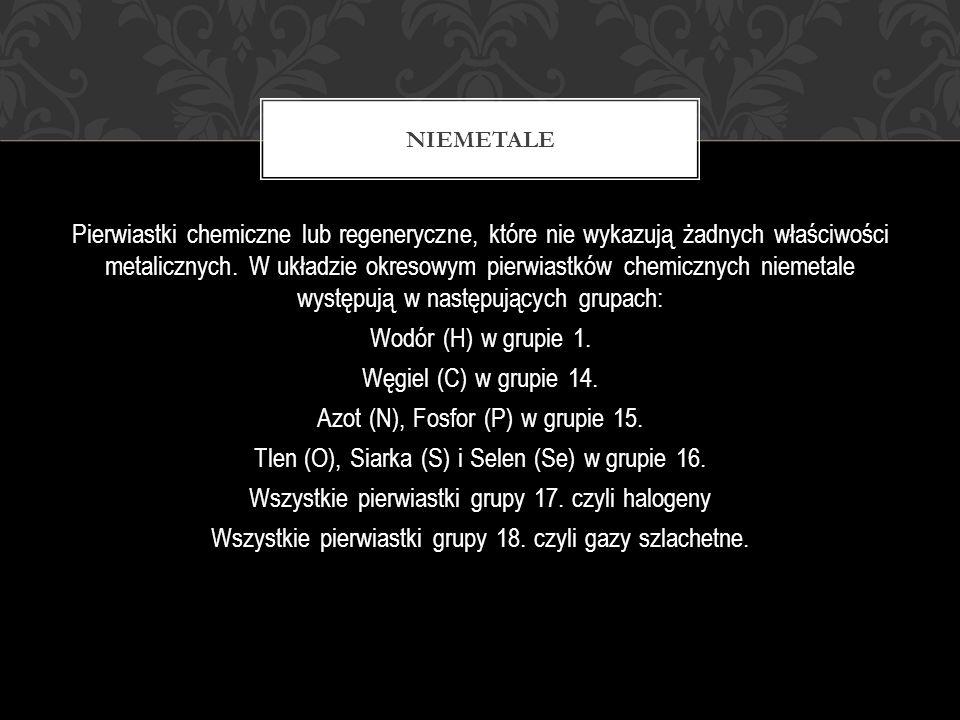 Niemetale