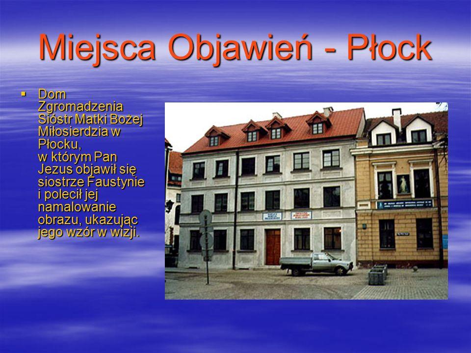 Miejsca Objawień - Płock