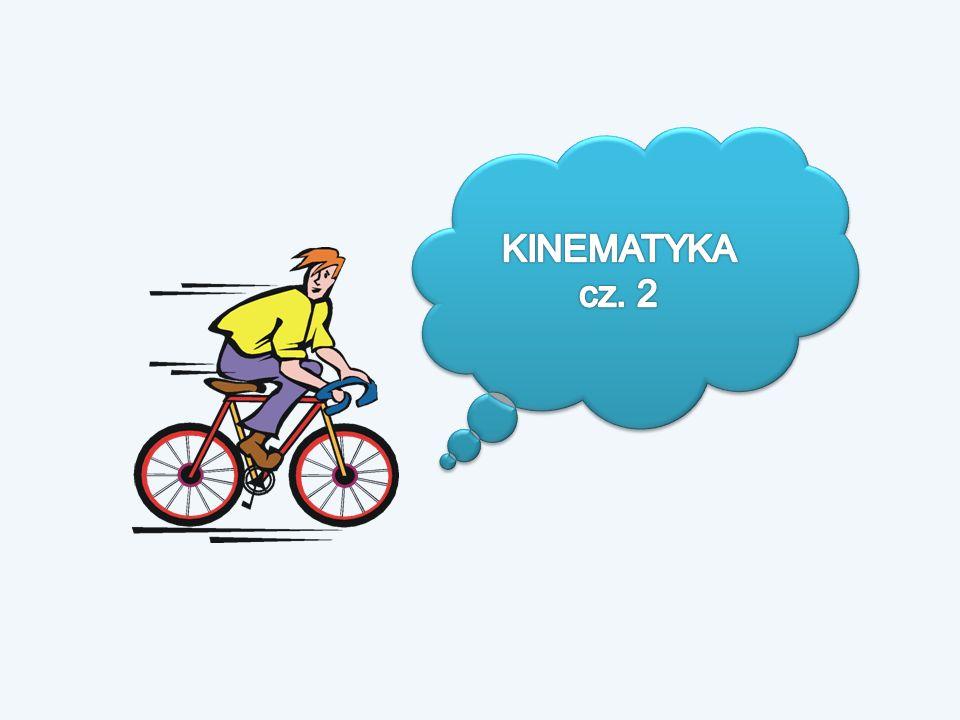 KINEMATYKA cz. 2