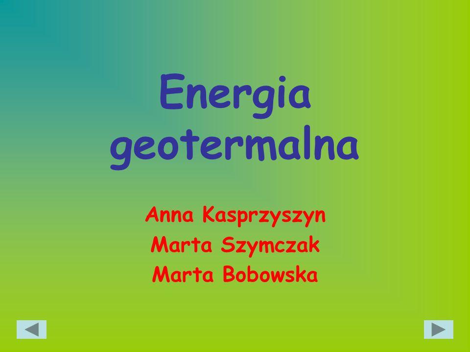 Anna Kasprzyszyn Marta Szymczak Marta Bobowska