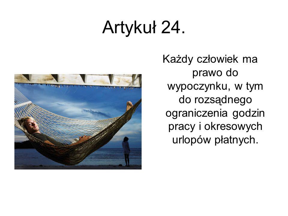 Artykuł 24.