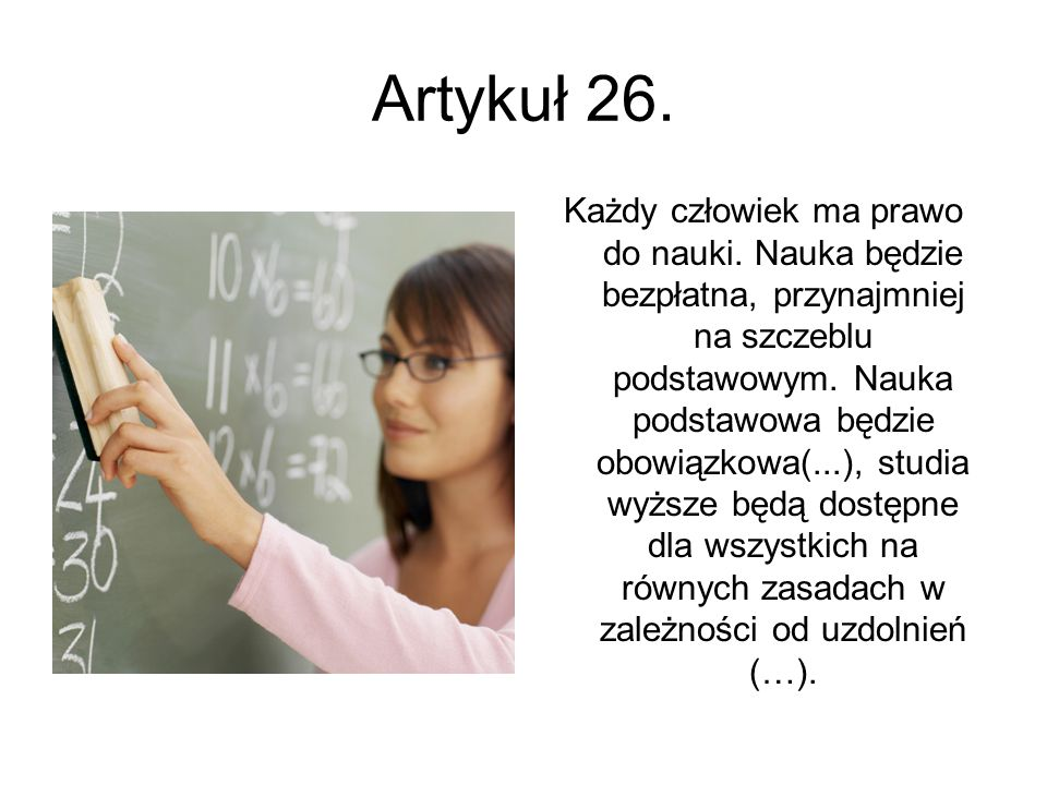Artykuł 26.