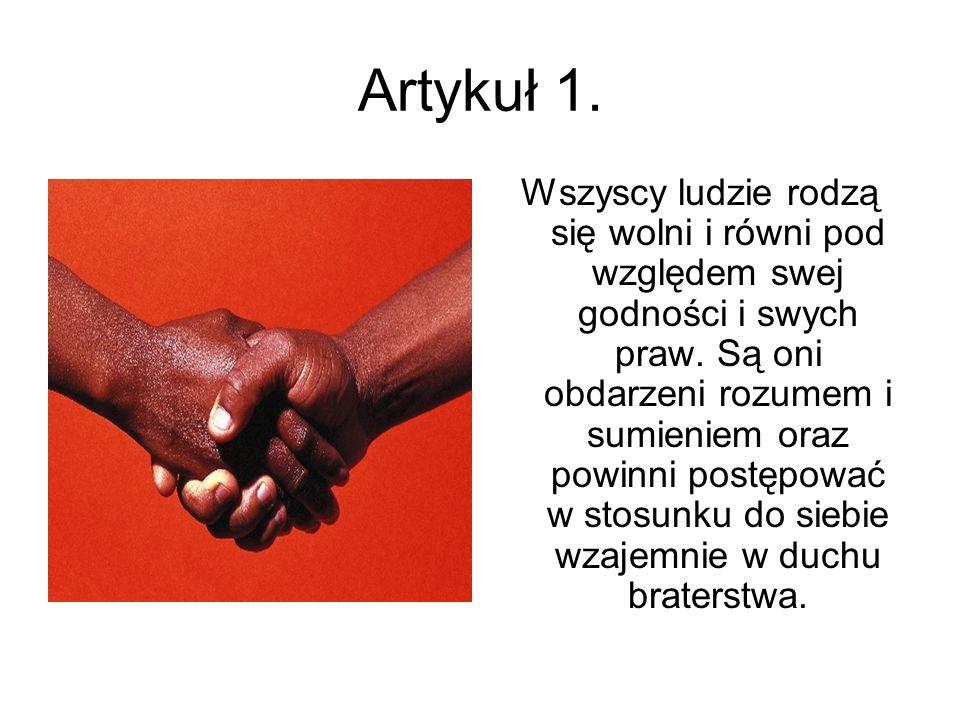 Artykuł 1.
