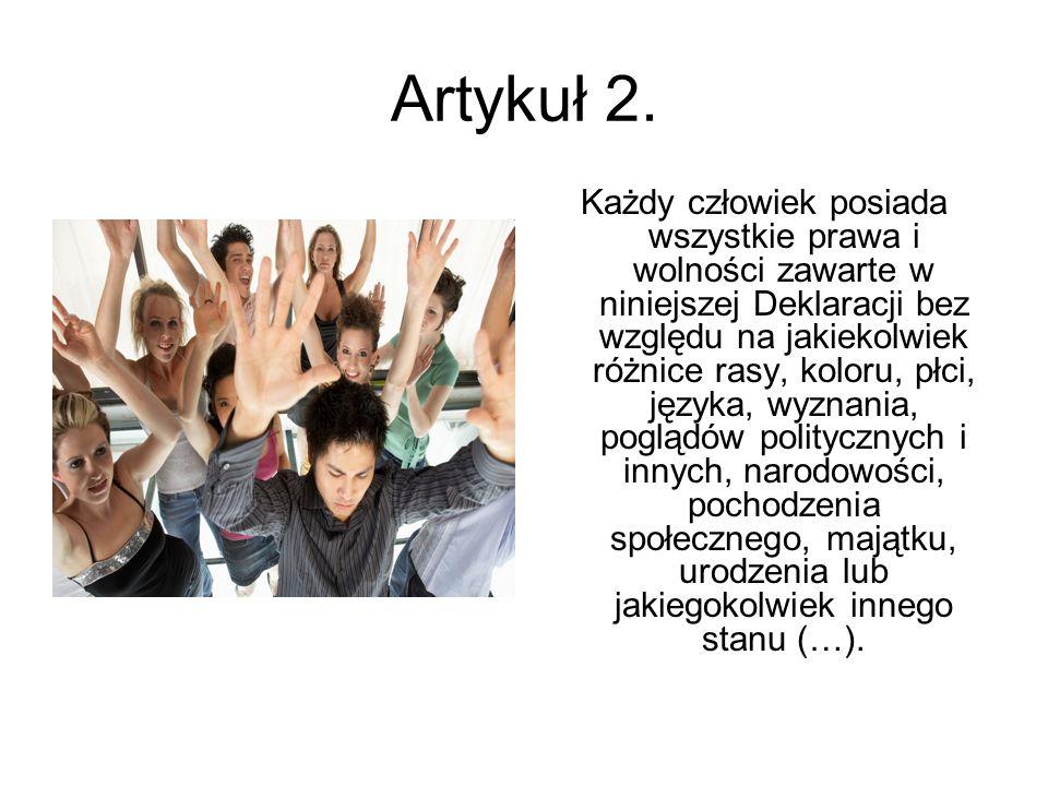 Artykuł 2.