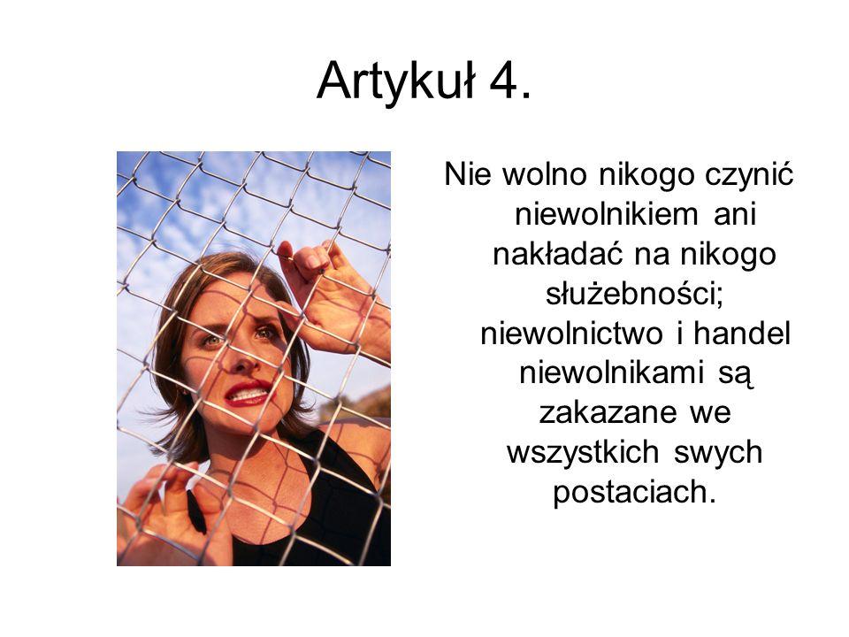 Artykuł 4.