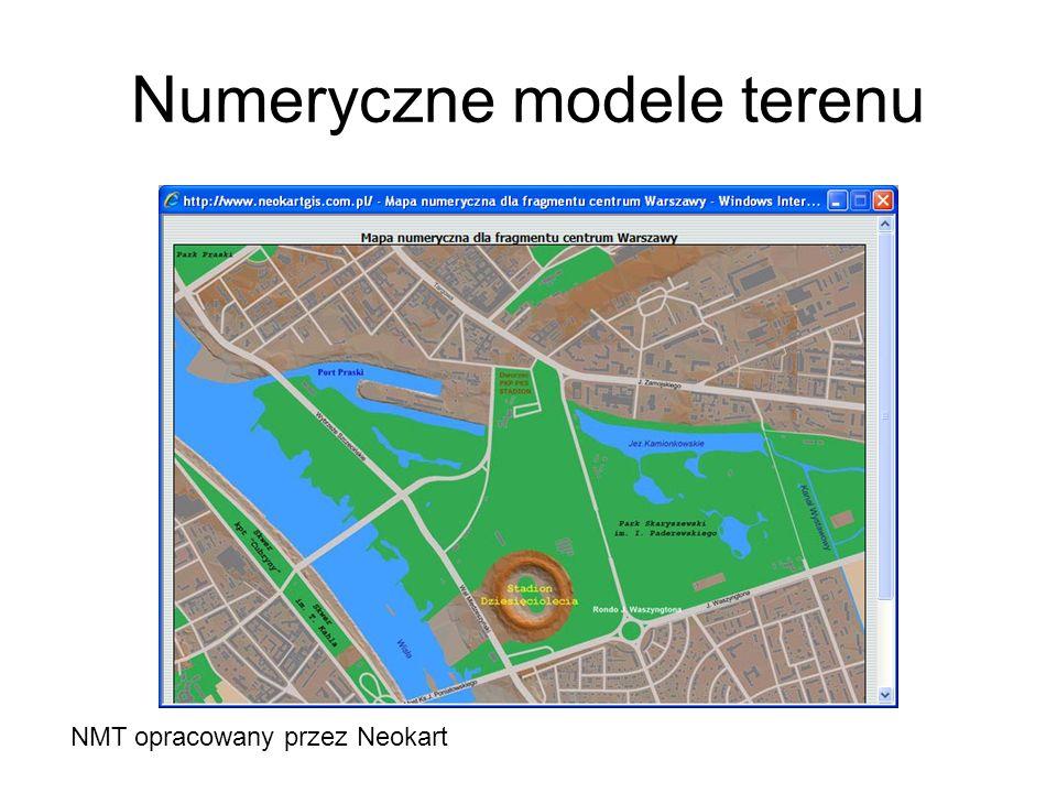Numeryczne modele terenu