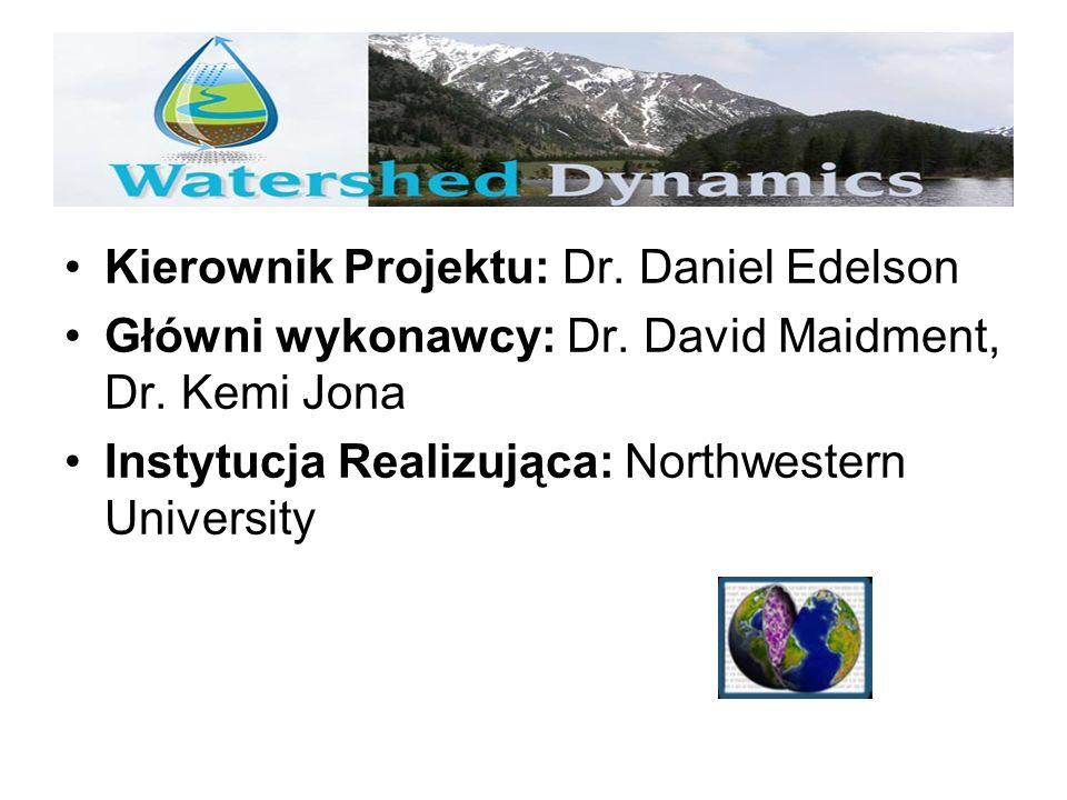 Kierownik Projektu: Dr. Daniel Edelson