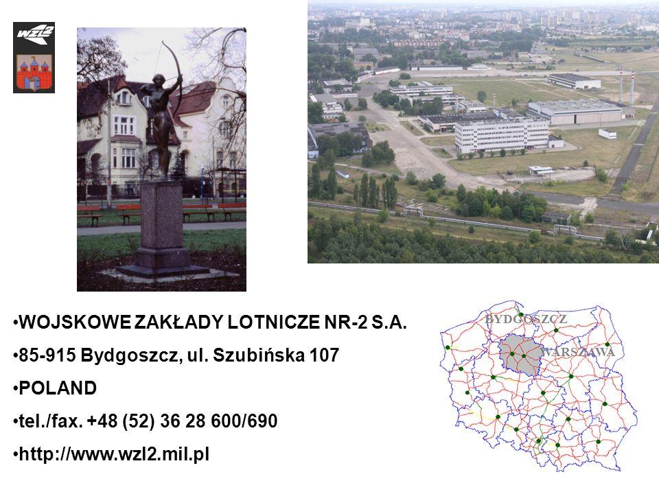 WOJSKOWE ZAKŁADY LOTNICZE NR-2 S.A.