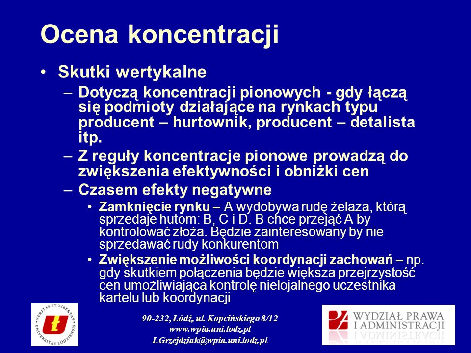 90-232, Łódź, ul. Kopcińskiego 8/12