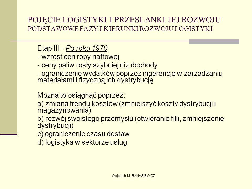 Wojciech M. BANASIEWICZ