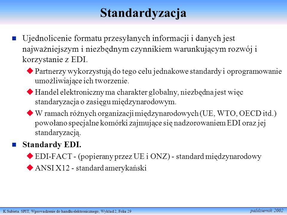 Standardyzacja