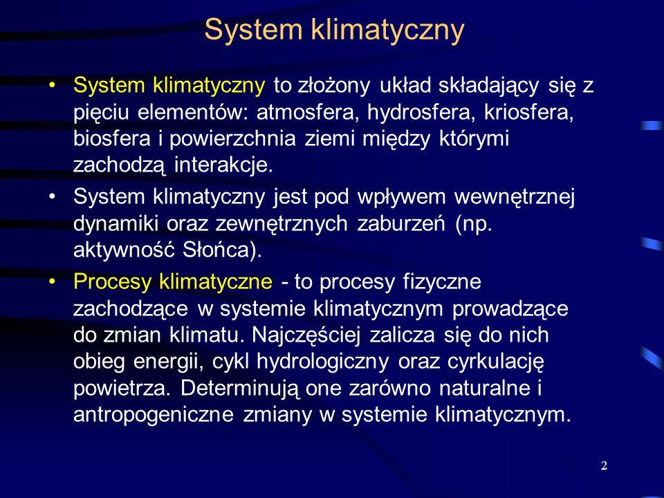 System klimatyczny