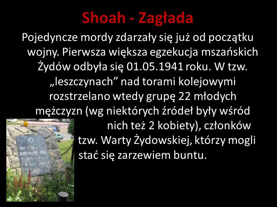 Shoah - Zagłada