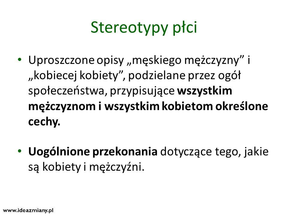 Stereotypy płci