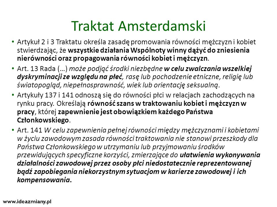 Traktat Amsterdamski