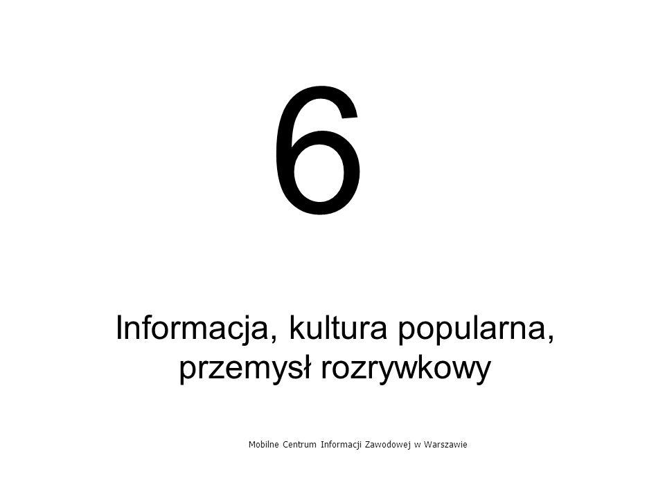 Informacja, kultura popularna,