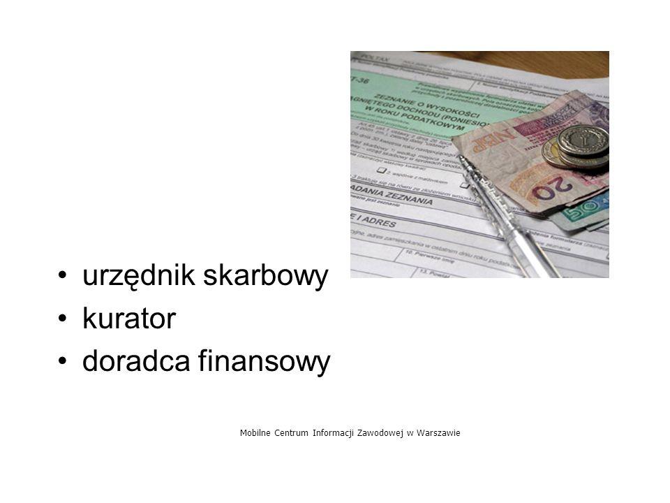 urzędnik skarbowy kurator doradca finansowy 38