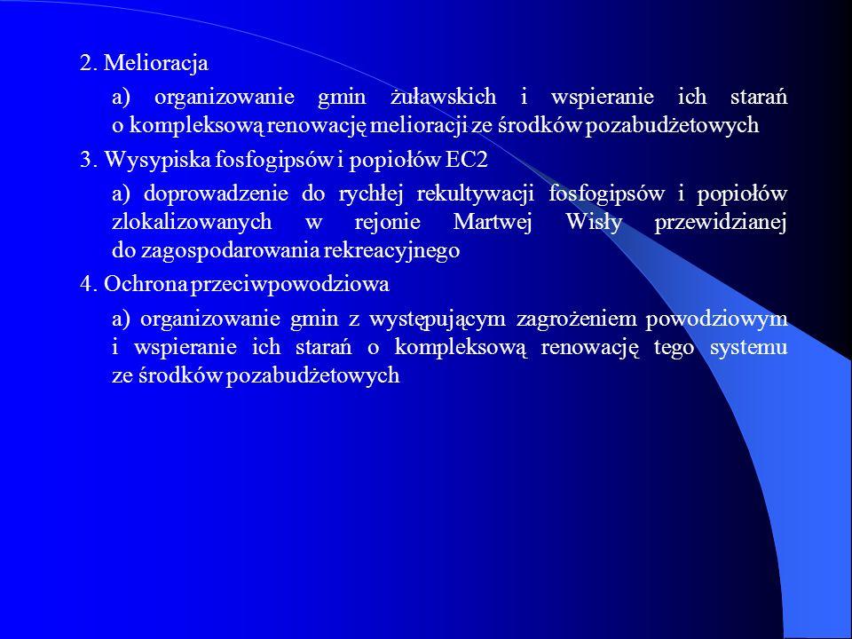 2. Melioracja