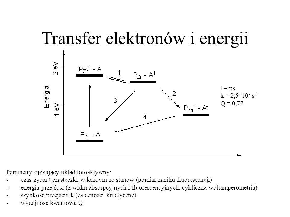 Transfer elektronów i energii