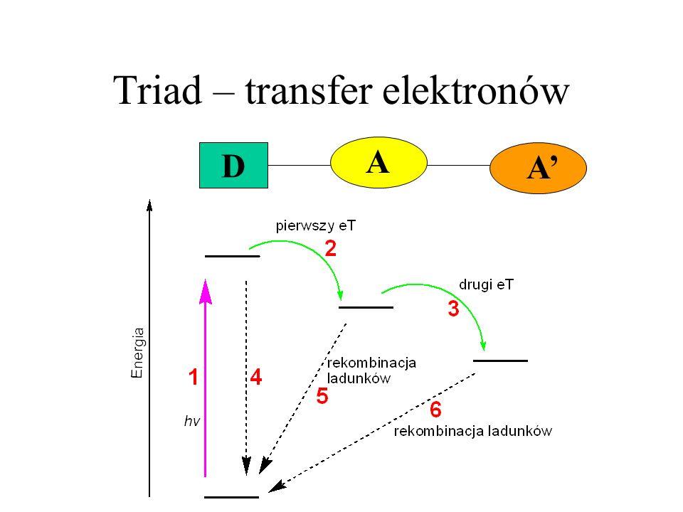 Triad – transfer elektronów
