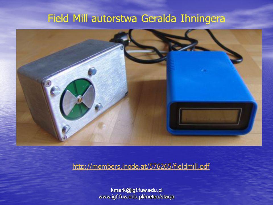 Field Mill autorstwa Geralda Ihningera
