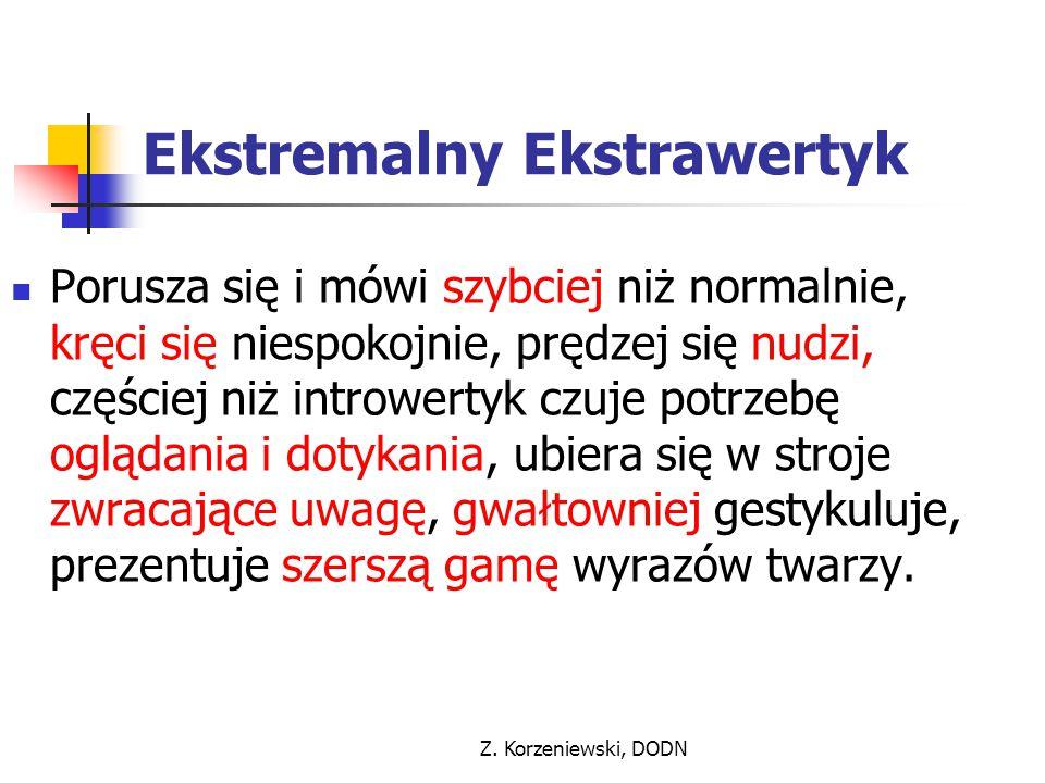 Ekstremalny Ekstrawertyk