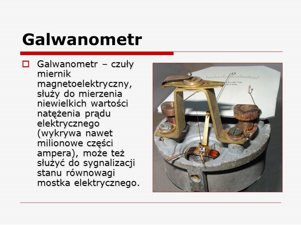 Galwanometr